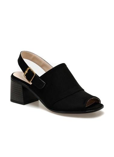 Miss F Sandalet Siyah